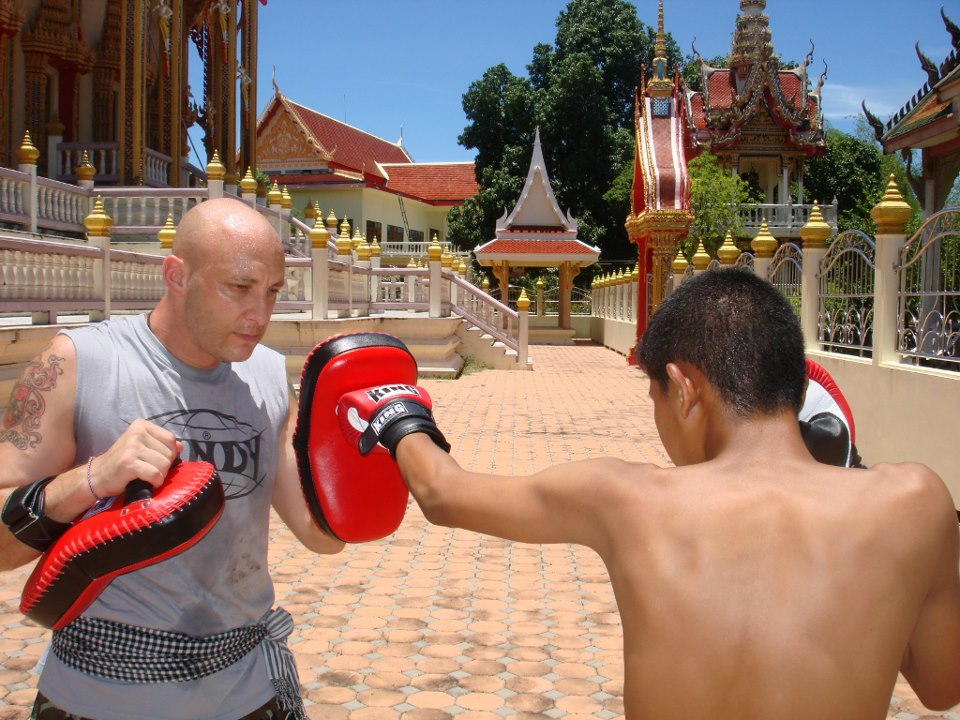 Teaching Chonburi