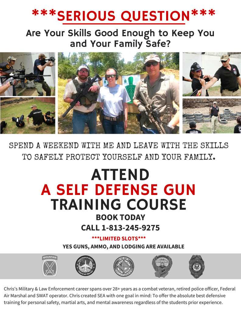 Are Your Skills Good Enough to Keep You and Your Family Safe?